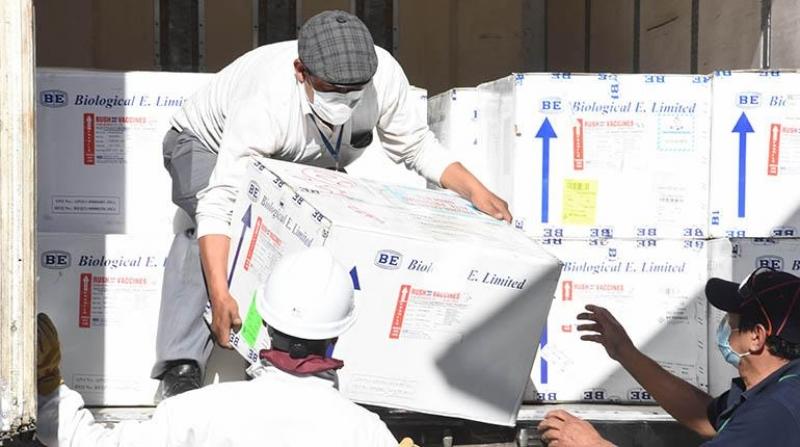 Acto. El presidente Evo Morales lanza la campaña de promoción turística en el Palacio de Gobierno.
